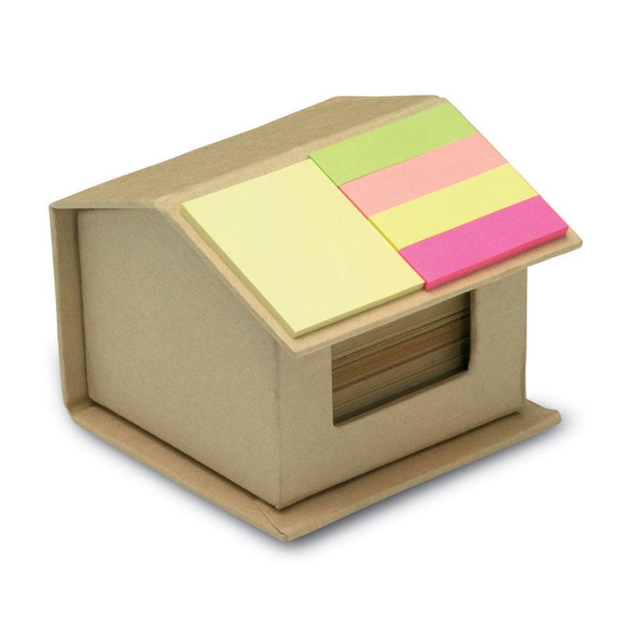 Κουτί με Φύλλα & Αυτοκόλλητα Σημειώσεων Fall