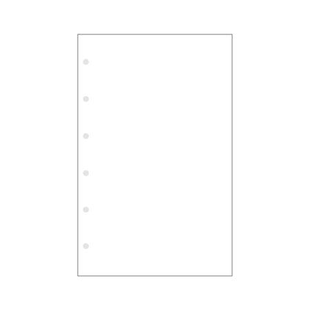Contax Φύλλα Σημειώσεων Λευκά χωρίς Γραμμές