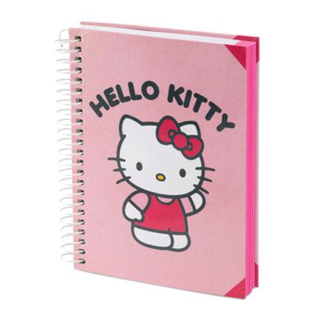Hello Kitty Σημειωματάριο Σπιράλ 120 Σελίδων