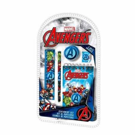 Marvel Avengers Σετ Γραφείου 5τμχ.