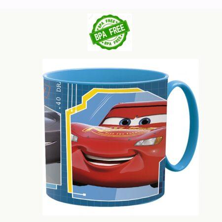 Disney Cars Κούπα Μικροκυμάτων