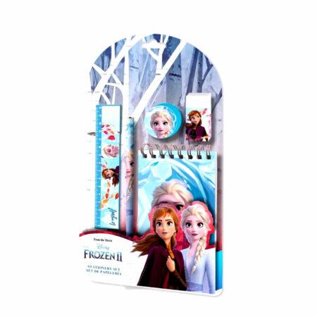 Disney Frozen Παιδικό Σετ Γραφείου 5τμχ.