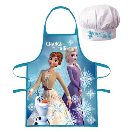 Disney Frozen 2 Παιδικό Σετ Μαγειρικής 2τμχ.