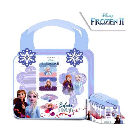 Disney Frozen 2 Τσαντάκι με Αξεσουάρ Μαλλιών