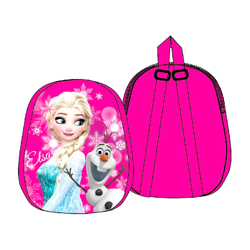 Disney Frozen 2 Fleece Μίνι Σακίδιο Πλάτης