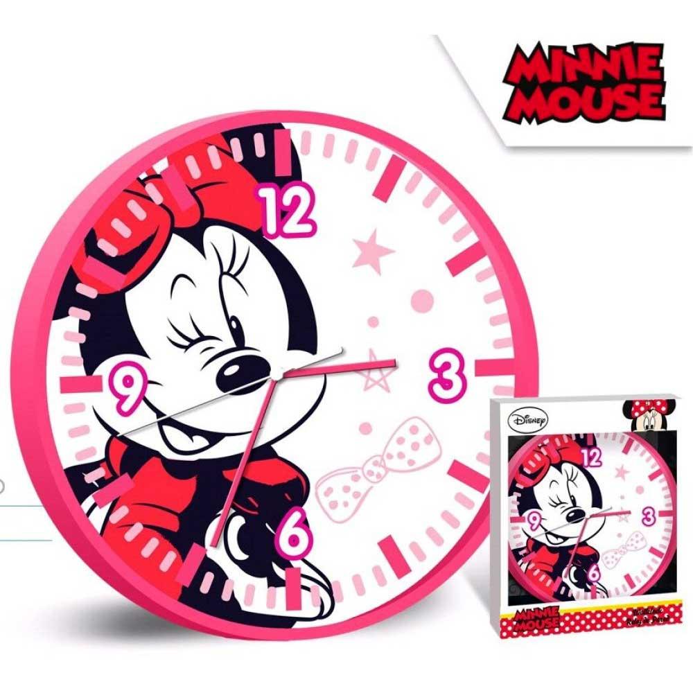 Disney Minnie Mouse Ρολόι Τοίχου