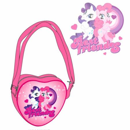 My Little Pony Παιδική Τσάντα Καρδιά 51001