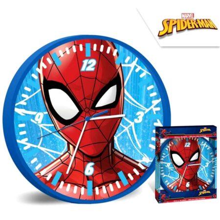 Spider-man Ρολόι Τοίχου