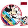 Disney Mickey Mouse Ρολόι Τοίχου