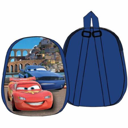 Disney Cars Σακίδιο Πλάτης Νηπιαγωγείου.