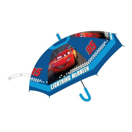 Disney Cars Αυτόματη Ομπρέλα 68εκ.