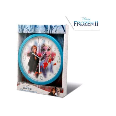 Disney Frozen 2 Ρολόι Τοίχου