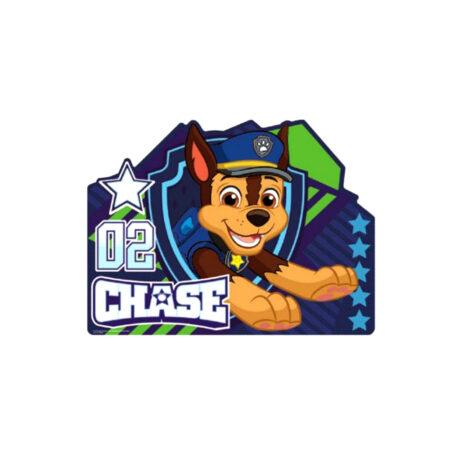 Paw Patrol Chase Παιδικό Σουπλά