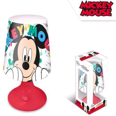 Disney Mickey Mouse LED Μίνι Πορτατίφ 9×18εκ.