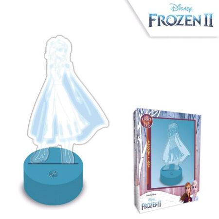 Disney Frozen 2 LED Φωτιστικό Αφής με 3D Εφέ