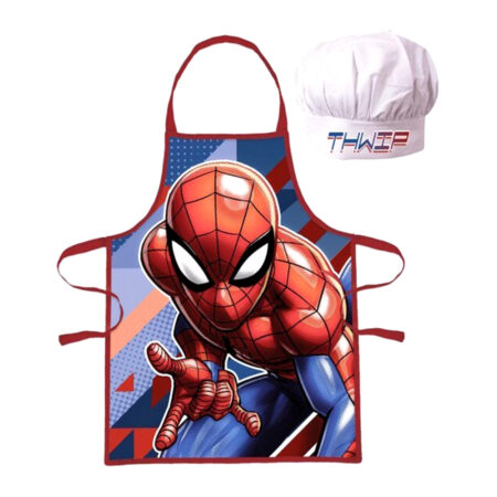 Spider-Man Παιδικό Σετ Μαγειρικής