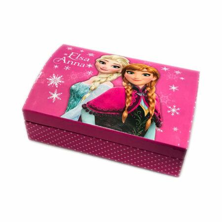 Disney Frozen Κοσμηματοθήκη με Καθρέφτη - Άννα & Έλσα