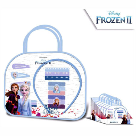 Frozen Τσαντάκι με Αξεσουάρ Μαλλιών 50448
