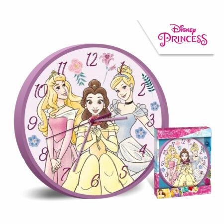 Disney Princess Ρολόι Τοίχου 50606