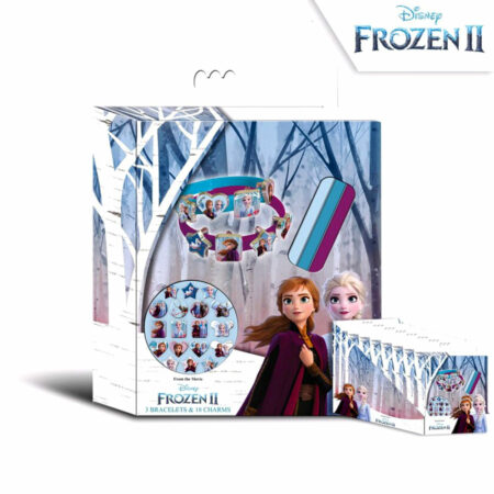Frozen 2 Παιδικό Σετ Κατασκευής Βραχιολιών