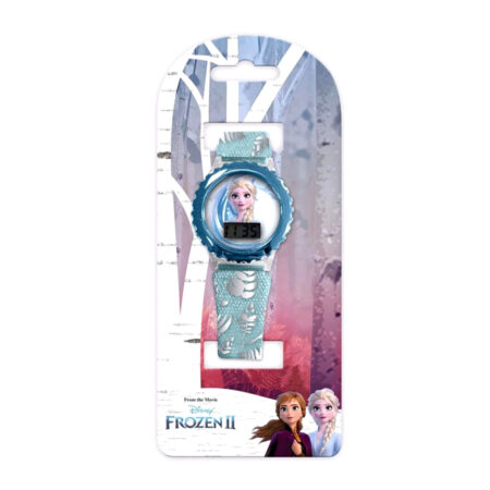 Disney Frozen 2 Ψηφιακό Ρολόι Χειρός