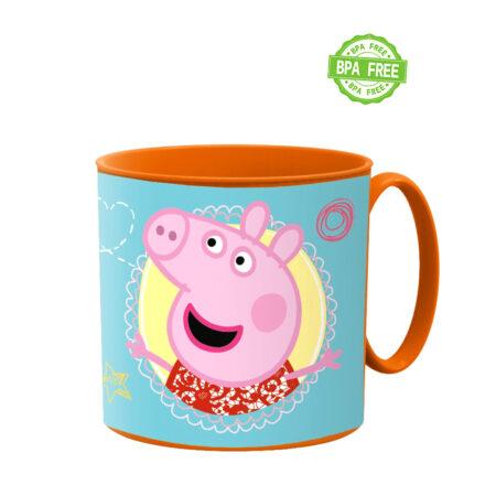 Peppa Pig Παιδική Κούπα Μικροκυμάτων 265ml