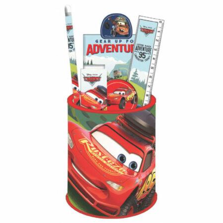 Disney Cars Σετ Μολυβοθήκη 7τμχ.