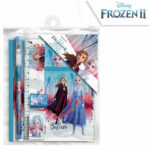 Disney Frozen Παιδικό Σετ Γραφείου 6τμχ.