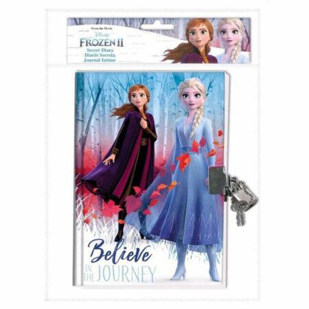 Disney Frozen Ημερολόγιο με Λουκέτο