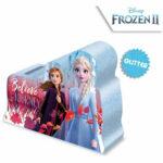 Disney Frozen Κουμπαράς με Glitter