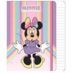 Disney Minnie Mouse Σημειωματάριο Α5 με λάστιχο, 80 φύλλων